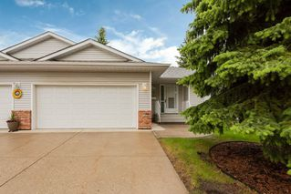 Main Photo: 32 1650 42 Street NW in Edmonton: Zone 29 House Half Duplex for sale : MLS®# E4182199