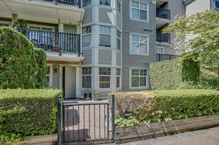 "Photo 1: 108 7038 21ST Avenue in Burnaby: Highgate Condo for sale in ""ASHBURY"" (Burnaby South)  : MLS®# R2460795"