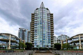 "Photo 31: 705 1328 MARINASIDE Crescent in Vancouver: Yaletown Condo for sale in ""THE CONCORD"" (Vancouver West)  : MLS®# R2463827"