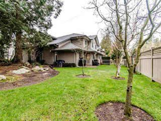 """Photo 20: 12 2780 150 Street in Surrey: Sunnyside Park Surrey Townhouse for sale in """"THE DAVENTRY"""" (South Surrey White Rock)  : MLS®# R2464358"""