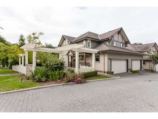 "Photo 1: 95 4401 BLAUSON Boulevard in Abbotsford: Abbotsford East Townhouse for sale in ""Sage Homes at Auguston"" : MLS®# R2473999"