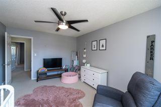 Photo 19: 52 115 CHESTERMERE Drive: Sherwood Park House Half Duplex for sale : MLS®# E4208019