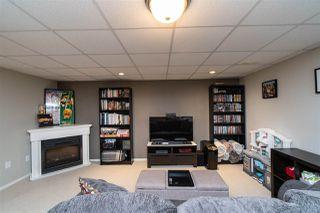 Photo 27: 52 115 CHESTERMERE Drive: Sherwood Park House Half Duplex for sale : MLS®# E4208019