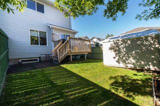 Photo 37: 52 115 CHESTERMERE Drive: Sherwood Park House Half Duplex for sale : MLS®# E4208019
