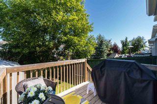 Photo 32: 52 115 CHESTERMERE Drive: Sherwood Park House Half Duplex for sale : MLS®# E4208019