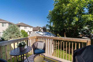 Photo 33: 52 115 CHESTERMERE Drive: Sherwood Park House Half Duplex for sale : MLS®# E4208019