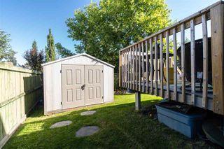 Photo 34: 52 115 CHESTERMERE Drive: Sherwood Park House Half Duplex for sale : MLS®# E4208019