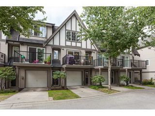 "Main Photo: 91 12778 66 Avenue in Surrey: West Newton Townhouse for sale in ""Hathaway Village"" : MLS®# R2493850"