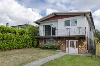 Main Photo: 5740 MCKINNON Street in Vancouver: Killarney VE House for sale (Vancouver East)  : MLS®# R2500748