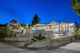 Photo 1: 1103 GILSTON Road in West Vancouver: British Properties House for sale : MLS®# R2508309