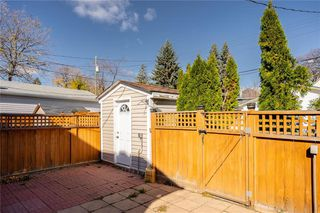 Photo 27: 57 Lansdowne Avenue in Winnipeg: Scotia Heights Residential for sale (4D)  : MLS®# 202025518