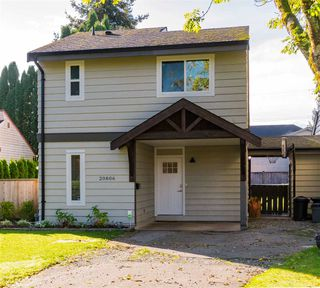 Photo 3: 20806 52A Avenue in Langley: Langley City 1/2 Duplex for sale : MLS®# R2518215