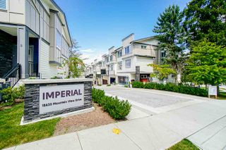 """Photo 1: 82 15665 MOUNTAIN VIEW Drive in Surrey: Grandview Surrey Townhouse for sale in """"Imperial"""" (South Surrey White Rock)  : MLS®# R2524858"""