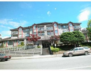Photo 1: 401 1215 PACIFIC Street in Coquitlam: North Coquitlam Condo for sale : MLS®# V719136