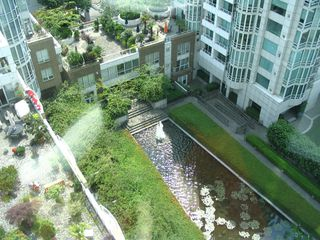 "Photo 4: 1408 1500 HORNBY Street in Vancouver: False Creek North Condo for sale in ""888 BEACH"" (Vancouver West)  : MLS®# V720670"