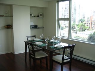 "Photo 7: 1408 1500 HORNBY Street in Vancouver: False Creek North Condo for sale in ""888 BEACH"" (Vancouver West)  : MLS®# V720670"