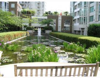 """Photo 27: 1408 1500 HORNBY Street in Vancouver: False Creek North Condo for sale in """"888 BEACH"""" (Vancouver West)  : MLS®# V720670"""