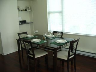 """Photo 14: 1408 1500 HORNBY Street in Vancouver: False Creek North Condo for sale in """"888 BEACH"""" (Vancouver West)  : MLS®# V720670"""