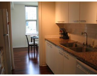 """Photo 23: 1408 1500 HORNBY Street in Vancouver: False Creek North Condo for sale in """"888 BEACH"""" (Vancouver West)  : MLS®# V720670"""