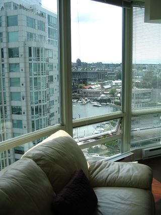 "Photo 15: 1408 1500 HORNBY Street in Vancouver: False Creek North Condo for sale in ""888 BEACH"" (Vancouver West)  : MLS®# V720670"