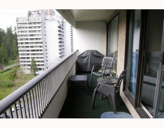 "Photo 10: 908 6595 WILLINGDON Avenue in Burnaby: Metrotown Condo for sale in ""HUNTLEY MANOR"" (Burnaby South)  : MLS®# V763075"