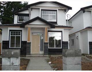 Photo 2: 7152 CANADA Way in Burnaby: Burnaby Lake House 1/2 Duplex for sale (Burnaby South)  : MLS®# V764368