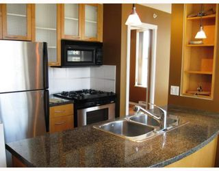 """Photo 2: 1402 989 RICHARDS Street in Vancouver: Downtown VW Condo for sale in """"The Mondrian I"""" (Vancouver West)  : MLS®# V776612"""