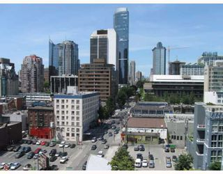 """Photo 7: 1402 989 RICHARDS Street in Vancouver: Downtown VW Condo for sale in """"The Mondrian I"""" (Vancouver West)  : MLS®# V776612"""