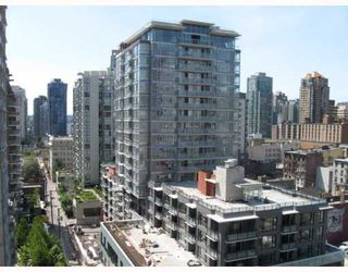 """Photo 8: 1402 989 RICHARDS Street in Vancouver: Downtown VW Condo for sale in """"The Mondrian I"""" (Vancouver West)  : MLS®# V776612"""
