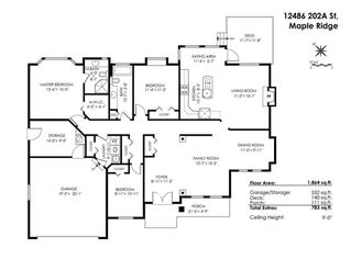 "Photo 20: 12486 202A Street in Maple Ridge: Northwest Maple Ridge House for sale in ""THE HEATH"" : MLS®# R2404550"