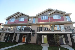 Photo 1: 17 17832 78 Street in Edmonton: Zone 28 Townhouse for sale : MLS®# E4174204