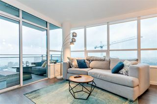 "Photo 1: 2104 125 E 14TH Street in North Vancouver: Central Lonsdale Condo for sale in ""Centreview"" : MLS®# R2445521"