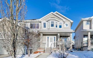 Photo 1: 1541 RUTHERFORD Road in Edmonton: Zone 55 House Half Duplex for sale : MLS®# E4222595