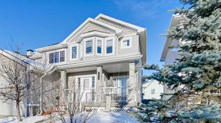 Photo 2: 1541 RUTHERFORD Road in Edmonton: Zone 55 House Half Duplex for sale : MLS®# E4222595