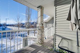 Photo 33: 1541 RUTHERFORD Road in Edmonton: Zone 55 House Half Duplex for sale : MLS®# E4222595
