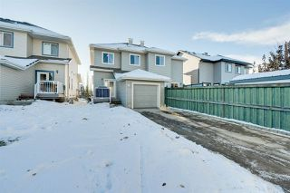 Photo 32: 1541 RUTHERFORD Road in Edmonton: Zone 55 House Half Duplex for sale : MLS®# E4222595