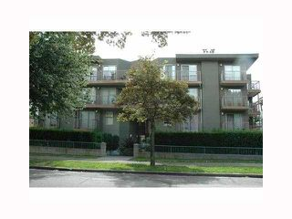 "Photo 1: 418 1820 W 3RD Avenue in Vancouver: Kitsilano Condo for sale in ""MONTEREY"" (Vancouver West)  : MLS®# V813307"