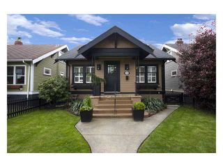 "Photo 1: 2356 CHARLES Street in Vancouver: Grandview VE House for sale in ""COMMERCIAL DRIVE"" (Vancouver East)  : MLS®# V826451"
