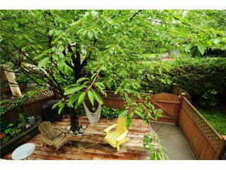 Photo 9: 2 1255 E 15TH Avenue in Vancouver: Mount Pleasant VE Townhouse for sale (Vancouver East)  : MLS®# V852184