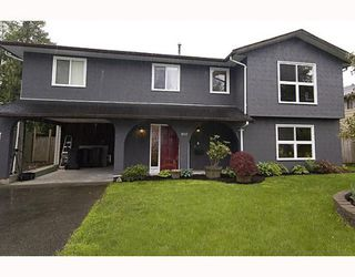 Photo 1: 850 PINEMONT Avenue in Port_Coquitlam: Lincoln Park PQ House for sale (Port Coquitlam)  : MLS®# V767756
