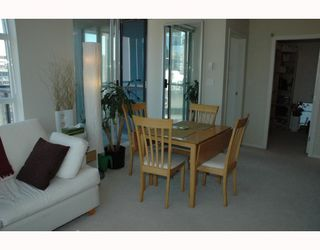 """Photo 4: 2002 1155 SEYMOUR Street in Vancouver: Downtown VW Condo for sale in """"BRAVA"""" (Vancouver West)  : MLS®# V775700"""