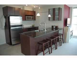 """Photo 2: 2002 1155 SEYMOUR Street in Vancouver: Downtown VW Condo for sale in """"BRAVA"""" (Vancouver West)  : MLS®# V775700"""