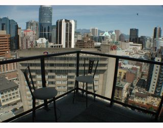 """Photo 9: 2002 1155 SEYMOUR Street in Vancouver: Downtown VW Condo for sale in """"BRAVA"""" (Vancouver West)  : MLS®# V775700"""