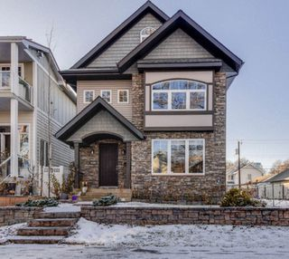 Main Photo: 9536 100A Street in Edmonton: Zone 12 House for sale : MLS®# E4181808