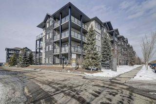 Photo 1: 307 1204 156 Street in Edmonton: Zone 14 Condo for sale : MLS®# E4191017