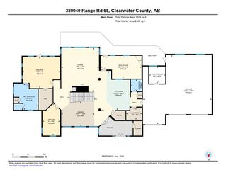 Photo 48: 380040 N Range Road 6-5 in Rural Clearwater County: NONE Residential for sale : MLS®# A1004448