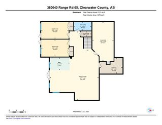 Photo 50: 380040 N Range Road 6-5 in Rural Clearwater County: NONE Residential for sale : MLS®# A1004448
