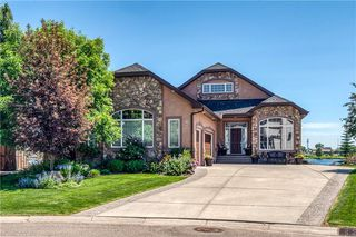 Main Photo: 120 Stonemere Point: Chestermere Detached for sale : MLS®# C4305444