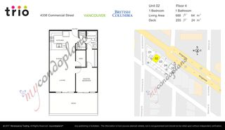 Photo 25: 402 4338 COMMERCIAL Street in Vancouver: Victoria VE Condo for sale (Vancouver East)  : MLS®# R2473002
