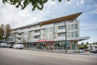 Photo 2: 402 4338 COMMERCIAL Street in Vancouver: Victoria VE Condo for sale (Vancouver East)  : MLS®# R2473002